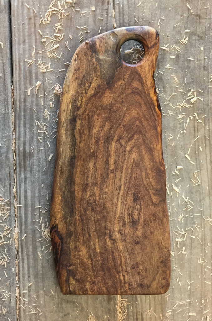 385. Mesquite Cutting Board