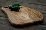 172. Ambrosia Maple Wood Serving Board