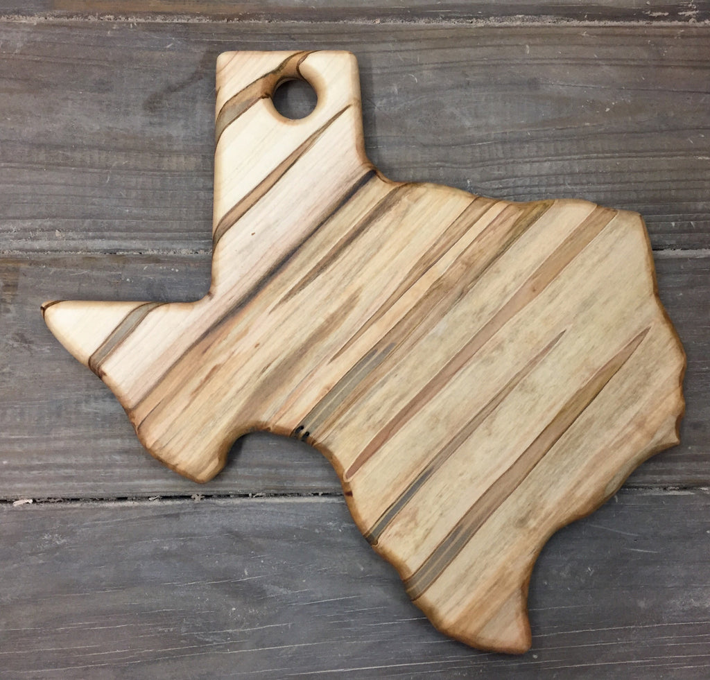249.  Ambrosia Maple Texas Cutting Board