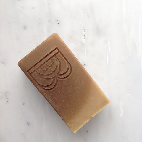 **pre-order** Breakfast Bar Handcrafted Soap (Unscented)