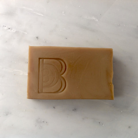 Golden Boy Handcrafted Soap