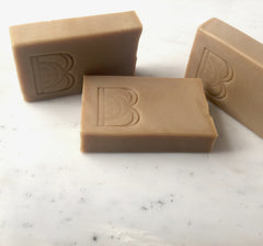 Golden Boy Handmade Soap Natural Brown Dot Beauty