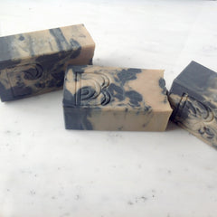 Thai Sticky Rice Soap Handmade Natural Brown Dot Beauty