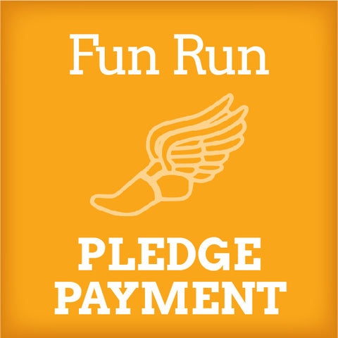 Fun Run Pledge Payment