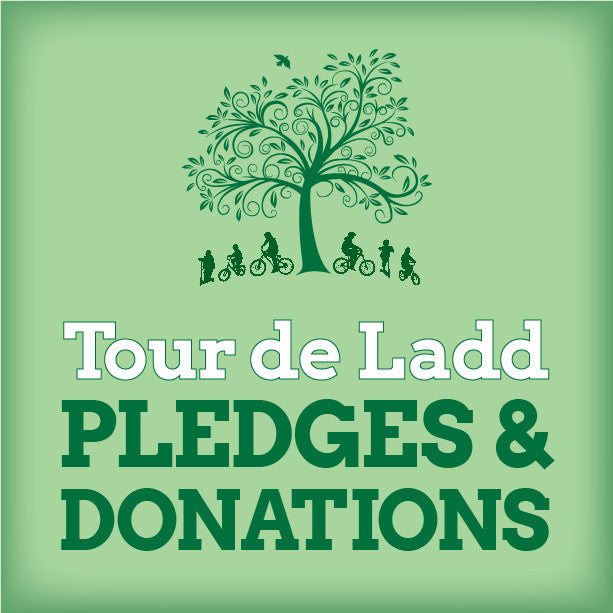 Tour de Ladd Pledges & Donations