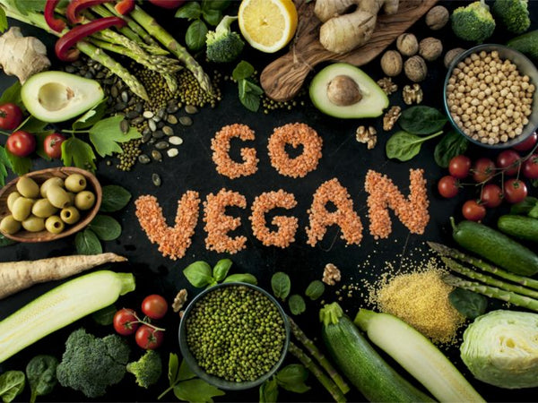 5 Healthy Foods That Should Be a Part of Your Vegan Diet
