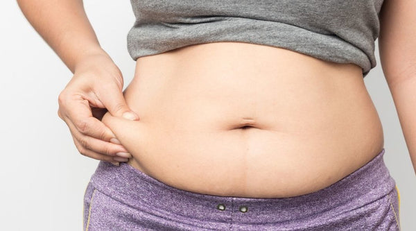 5 Types Of Stomach Fat And How To Get Rid of Each