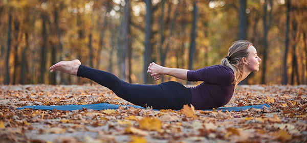 11 Yoga Poses and a Meditation for Transitioning from Winter to Spring