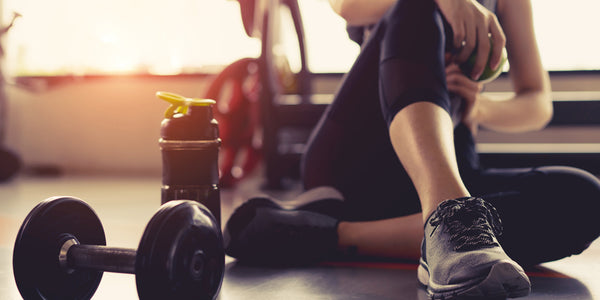 HOW TO EASE SORE MUSCLES AFTER A WORKOUT