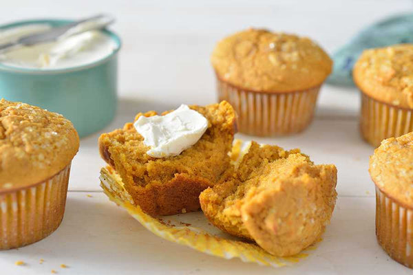 No, Gluten-Free Pumpkin Muffins Do Not All Taste Like Cardboard
