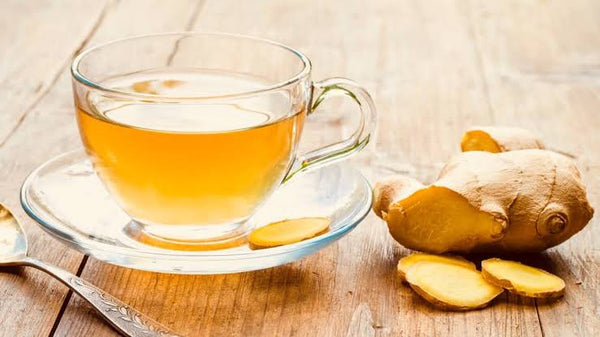 DISSOLVE KIDNEY STONES, CLEANSE YOUR LIVER AND KILL CANCER CELLS WITH GINGER TEA