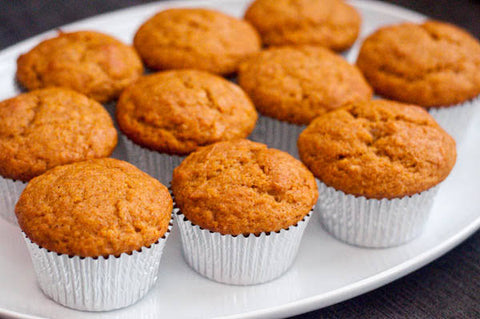 Try These Gluten Free, Fat-Melting Sweet Potato Muffins For Breakfast