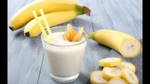 This Healthy Banana Mixture Can Burn Belly Fat Quickly!