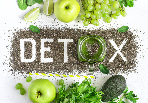 Here's How To Detox Your Body to Get Rid of Parasites, Viruses and Fungal Infections