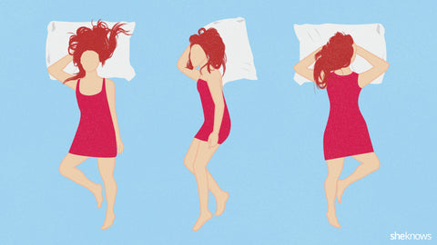 The Best And Worst Sleeping Positions