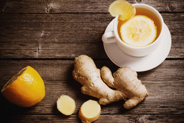 Here's How You Should Use Ginger To Shed Pounds & Belly Fat