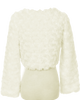 BACK OF IVORY JACKET