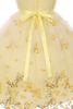 BACK OF YELLOW DRESS (388)