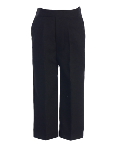 Boys Black Dress Pants Trousers  P90