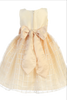 BACK OF CHAMPAGNE DRESS (M702)