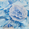 BABY BLUE Flower Petal Set