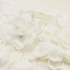 WHITE Flower Petal Set