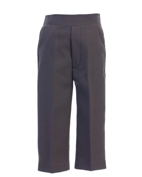 Boys Charcoal Grey Dress Pants Trousers  P90