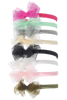 Fuchsia, Mint, Silver, Ivory, Black, White, Pink, Olive Green (T95)