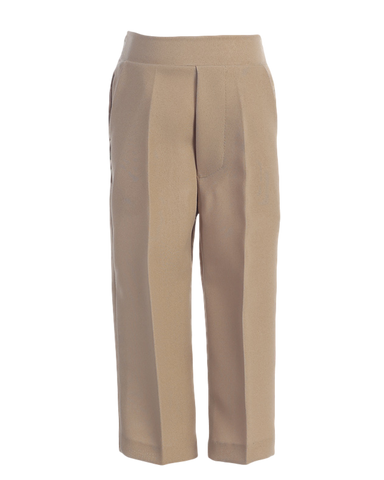 Boys Khaki Tan Dress Pants Trousers  P90