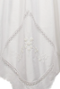 Handmade & Embroidered 100% Silk Girls Christening Gown (DP12GS)