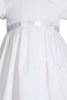 Eyelet Lace & 100% Cotton Handmade Baptism Dress (CO58GS)