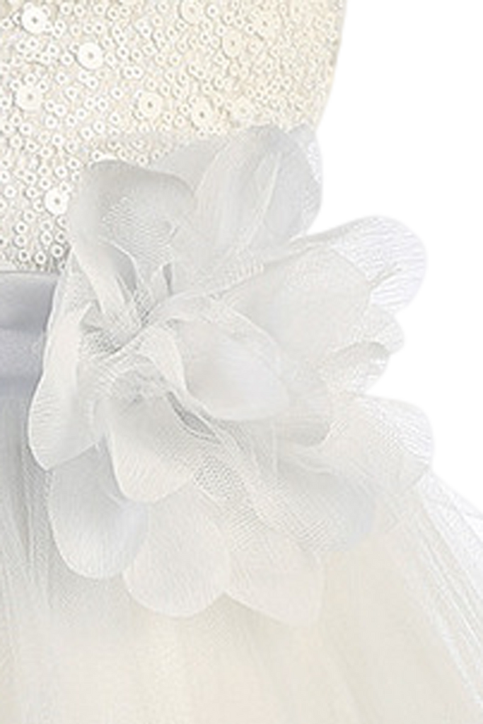 Flower pins with layered mesh and organza flower petals rachels white flower pin fl003 mightylinksfo