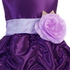 LILAC - BL90P POLY SILK SASH & FLOWER PIN
