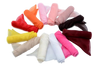 Flower Petals for Petal Dresses with Coordinating Organza Sash (23 Colors Options)