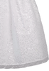 Girls Sequined Tulle First Holy Communion Dress w. Satin Trim  SP615