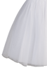 Beaded Satin & Tulle Girls Communion Dress w. Bolero Jacket SP641