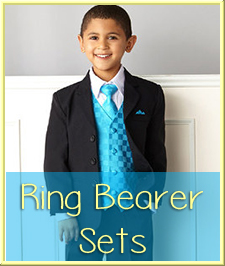 Boys Ring Bearer Sets