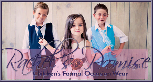 Boys & Girls Formal Occasion Wear