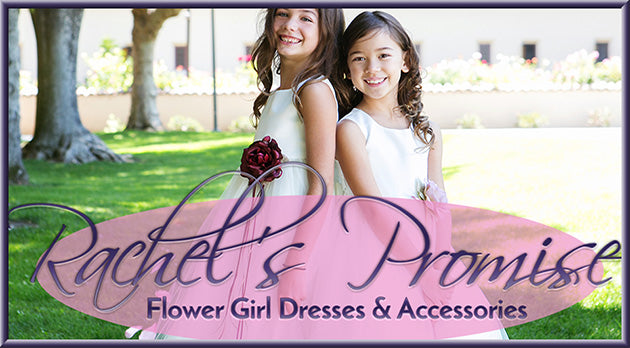 Flower Girl Dresses & Accessories