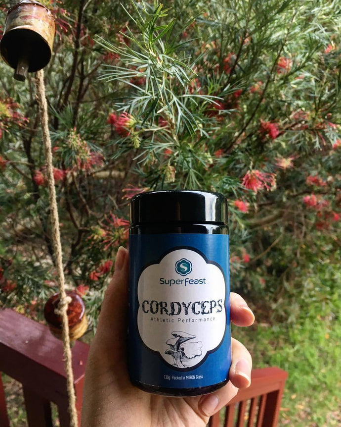 Product of The Week - SuperFeast: Cordyceps Mushroom