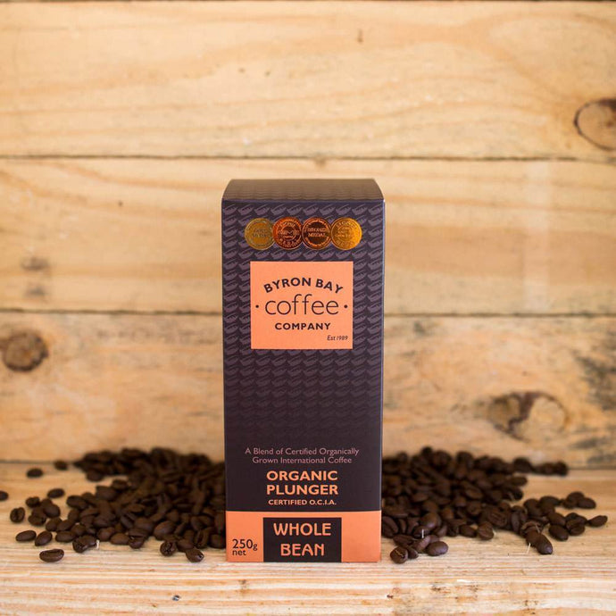 Product of The Week - Byron Bay Coffee Company - Organic Blend