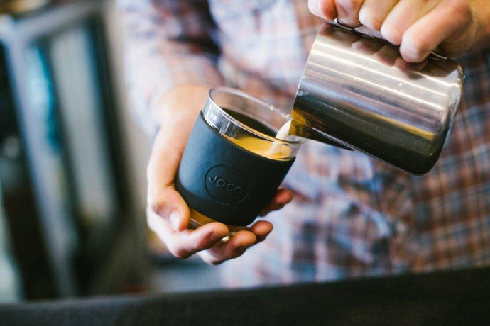 How This Glass Reusable Coffee Cup Can Save You $360 in 2019
