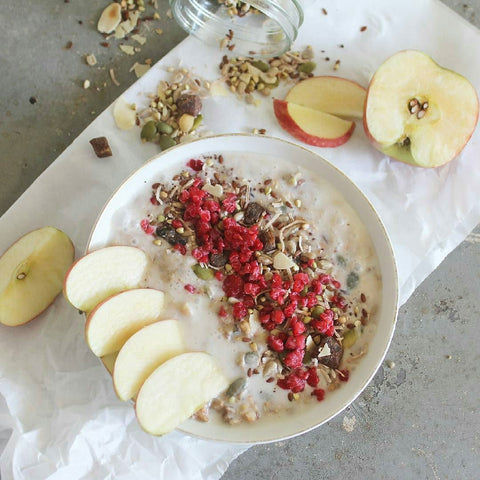 Bircher Bar Fruit & Spice Mix