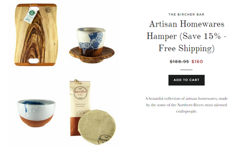 Artisan Homewares Hamper