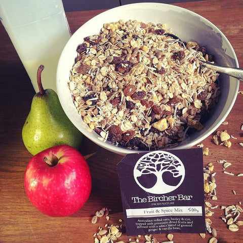 The Bircher Bar - Muesli Blends