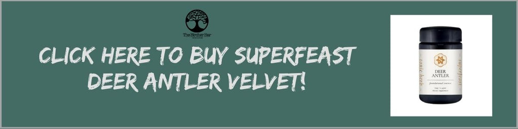 Buy SuperFeast Deer Antler Velvet