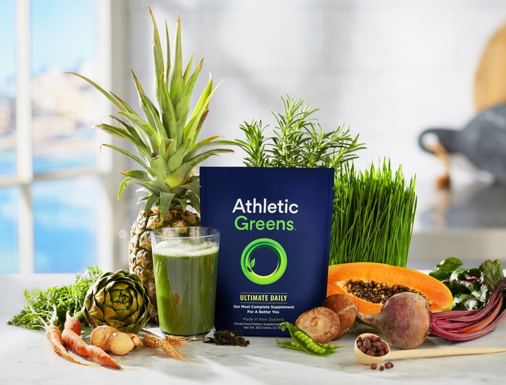 athletic greens australia review