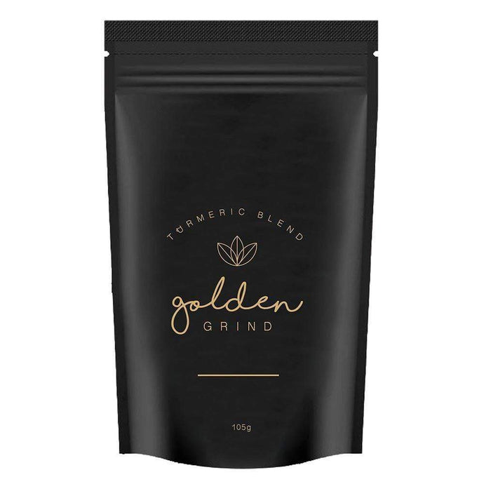 Golden Grind Turmeric Latte Mix - [REVIEW]