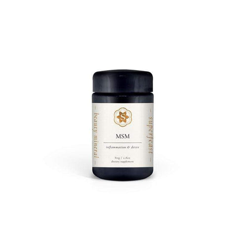 MSM Powder - Joint Health & Detox