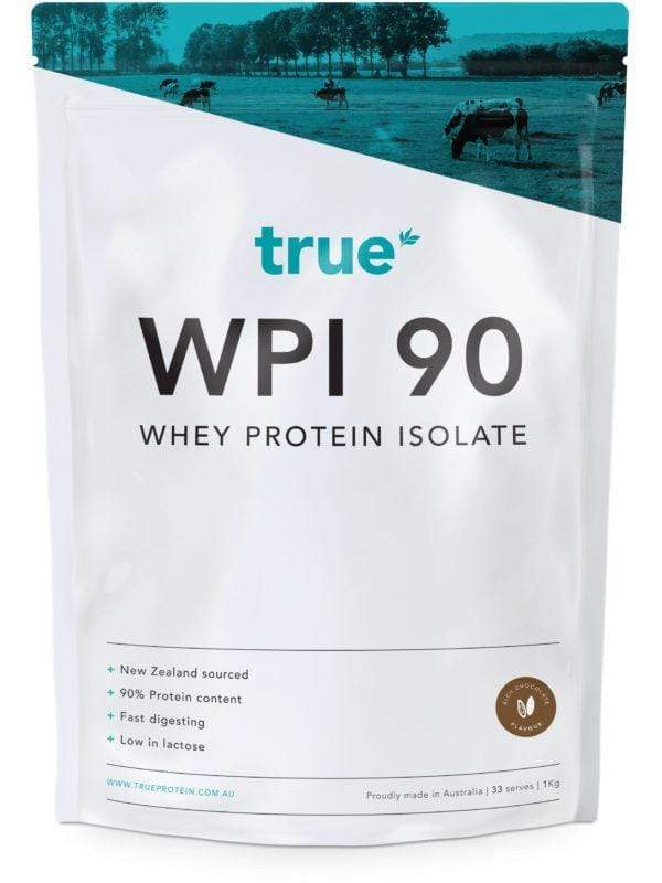 True Protein - WPI 90 Whey Protein Isolate